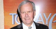 Tom brokaw repsonds to sexual harrassment claims