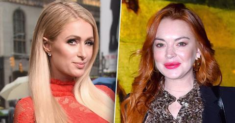 Paris Hilton Slams Lindsay Lohan PP