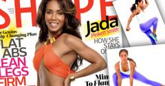 Jada smith shape magazine pp