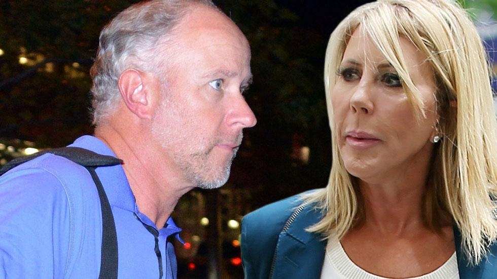 Vicki gunvalson terrified brooks ayers wants restrianing order