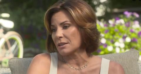 Luann De Lesseps Divorce Interview Andy Cohen Long