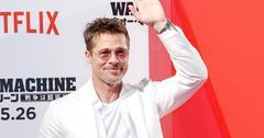 Brad Pitt kids custody