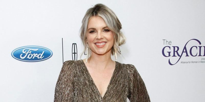 Ali Fedotowsky On Red Carpet