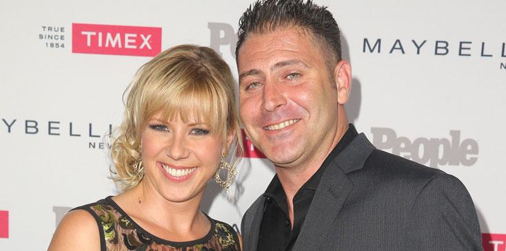 Jodie Sweetin Fiance Arrested Abuse Long