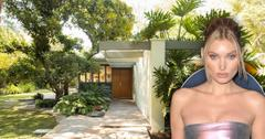 inside elsa hosk new la home designed architect richard neutra celeb real estate pf