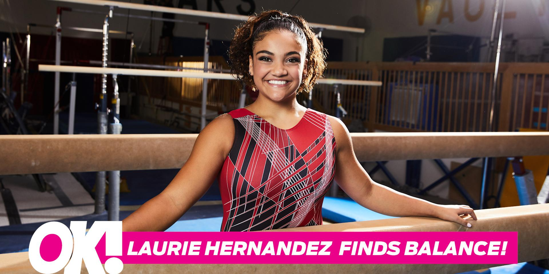 Laurie hernandez post olympics life