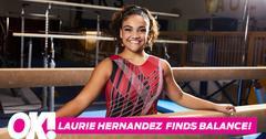 Laurie hernandez post olympics life
