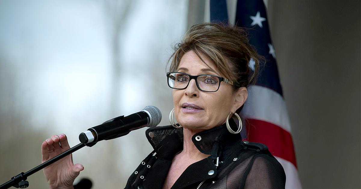 sarah palin tests positive for covid