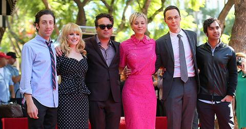 Big bang theory stars salary pay cuts hr