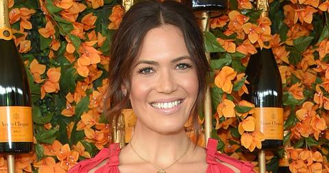 Mandy moore post pic