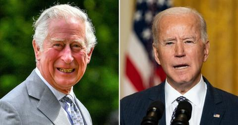 prince charles meet president joe biden asap discuss climate change