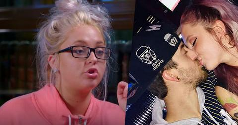 Teen mom young and pregnant jade back together sean photo