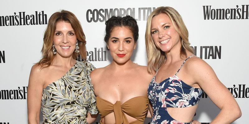 Womens health cosmopolitan party under the stars pics pp
