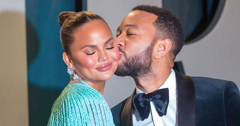 Chrissy Teigen Accidentally Reveals Sex Of Baby No 3