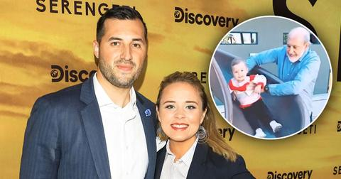 Jinger Duggar Parents-In-Law PP