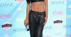 Naya Rivera Teen Choice Awards 2013