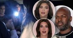 KUWTK Corey Gamble Nasty Words Kendall Jenner Feud Kylie Jenner