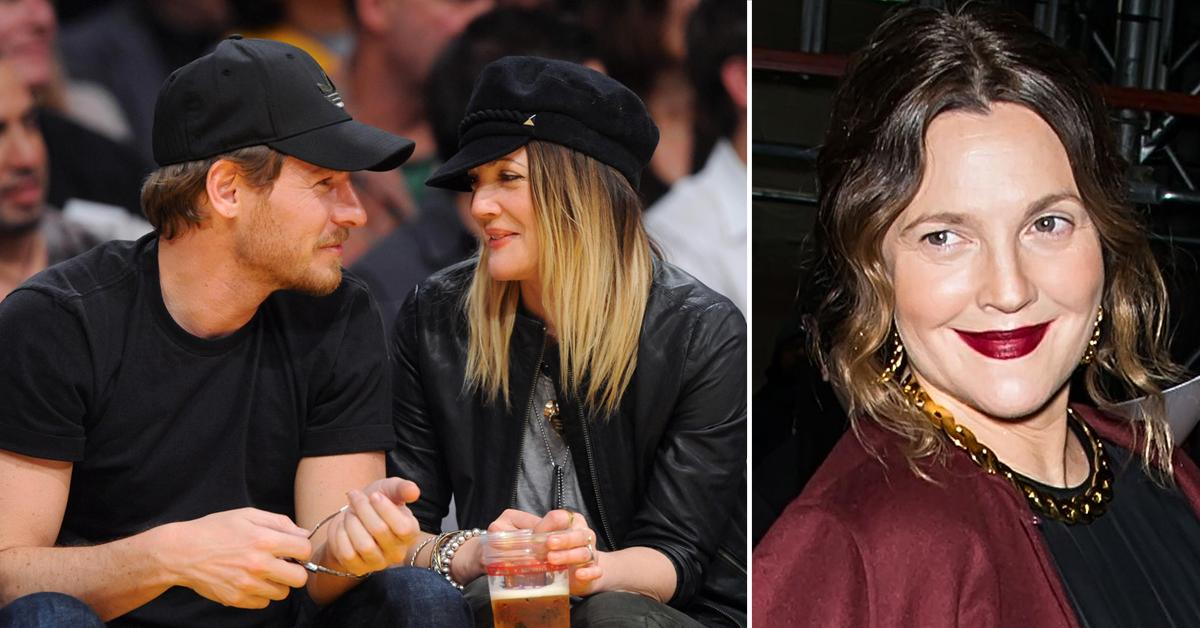 drew barrymore pining over ex husband will kopelman pf