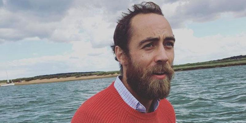 James Middleton Public Instagram PP