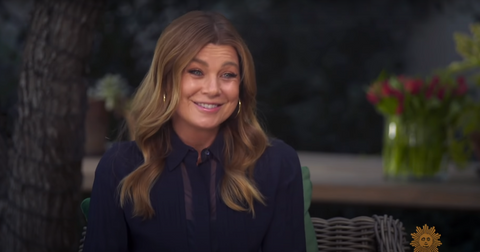 ellen pompeo not decided future greys anatomy doctor meredith grey