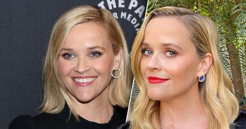 Reese Witherspon 2018 and 2020