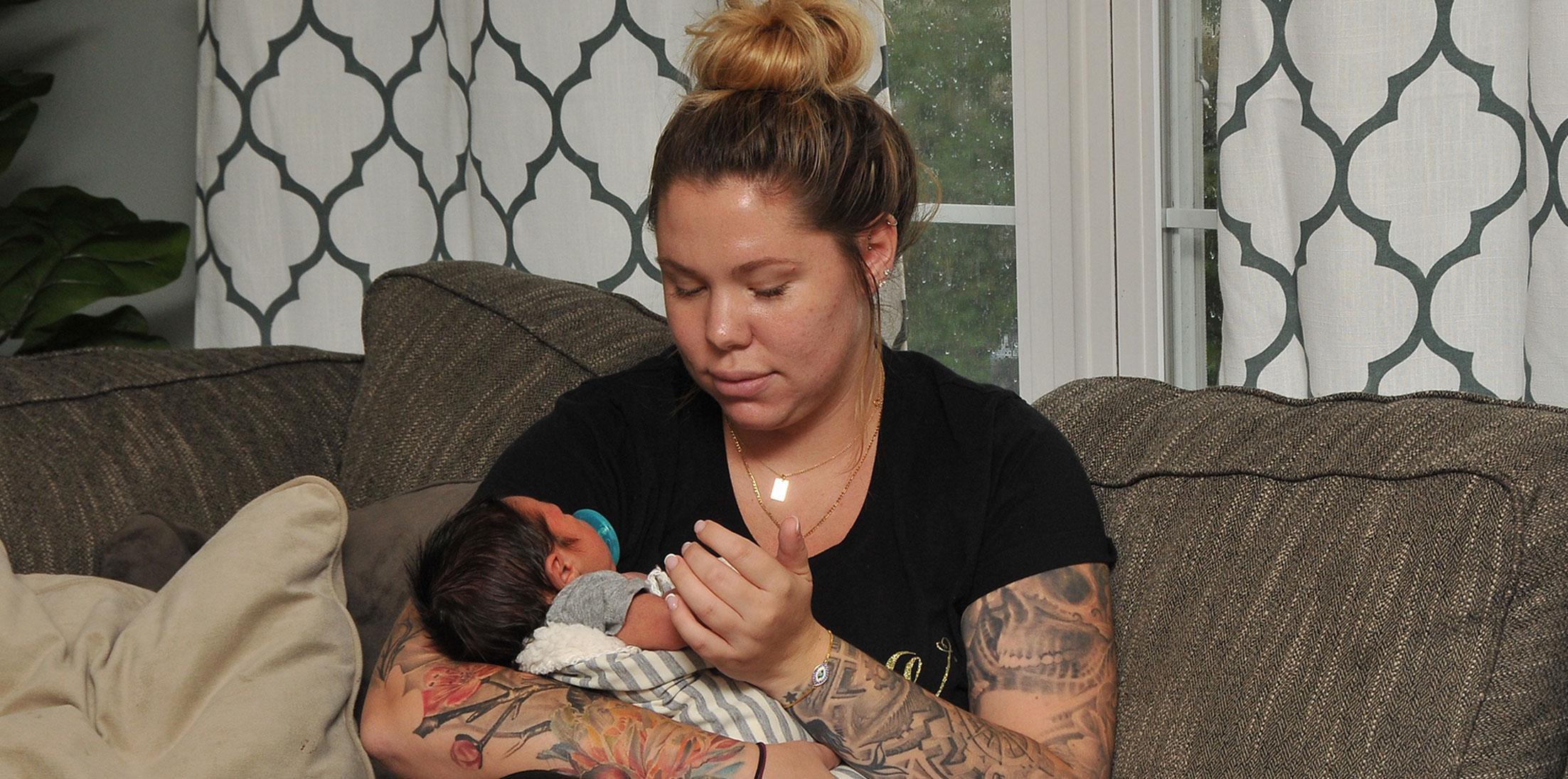 Kailyn Lowry Baby Chris Lopez Custody Video Long