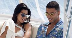 Kourtney Kardashian Boyfriend Younes Bendjima Break Up Long