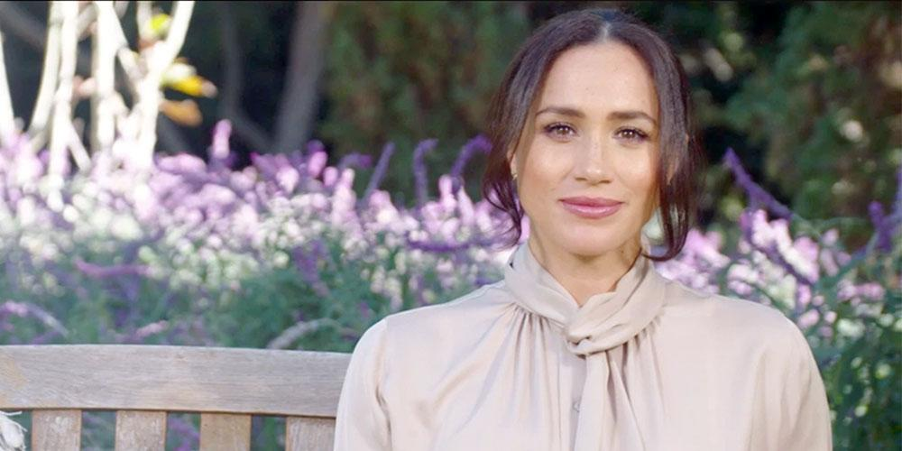 Meghan Markle Makes Surprise Appearance To Honor COVID-19 Heroes