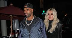 Khloe Kardashian & Tristan Thompson Reunite In Boston After Cheating Speculation