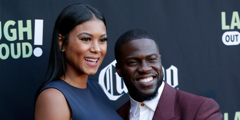 Kevin Hart And Jon Feltheimer Host Launch Of Laugh Out Loud – Arrivals