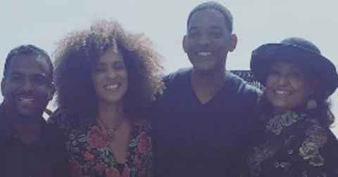 Fresh Prince Bel Air Reunion Photo Long