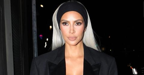 Kim kardashian pregnancy complications