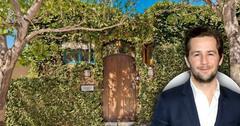 Inside Michael Angarano's Trendy Tree House In Los Angeles