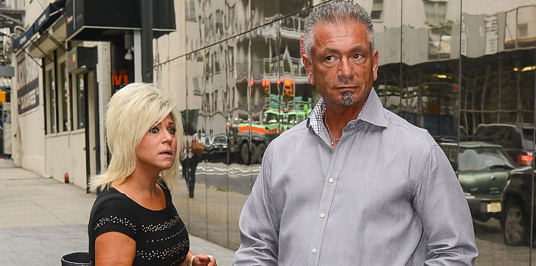 long island medium theresa larry caputo divorce video long