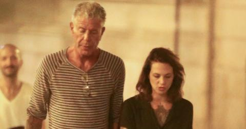 Anthony bourdain asia argento dating england pics feature