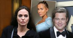Brad Pitt 'Doesn't Care' What Angelina Jolie Thinks About Nicole Poturalski