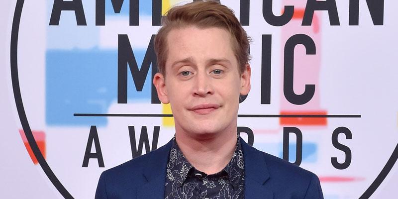 Macaulay culkin MJ post pic