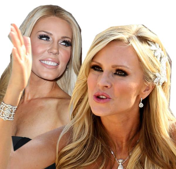 Tamra barney gretchen rossi fight attention