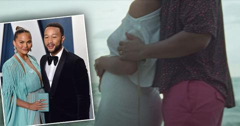 Chrissy Teigen and John Legend Expecting Third Child