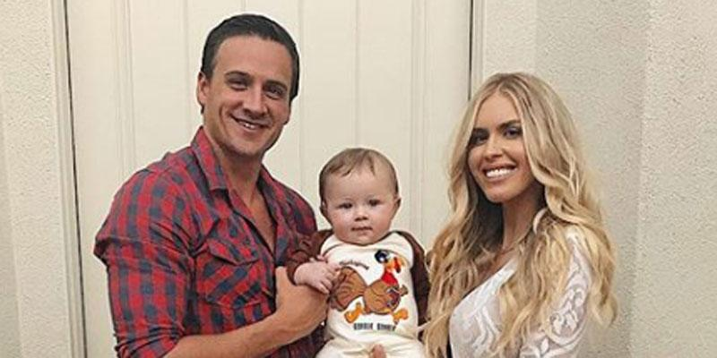 ryan lochte marries kayla rae reid pp