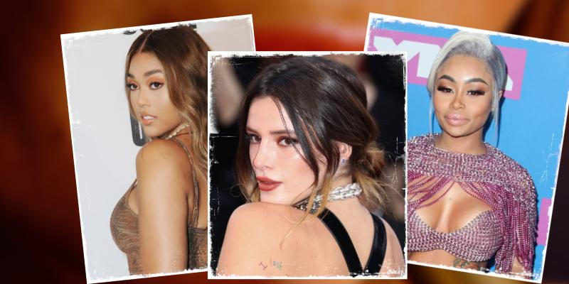 Cardi B Bella Thorne Celebs Who Have OnlyFans Accounts
