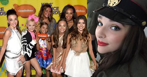 Kendall Vertes returning dance moms pp