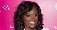 Kandi Burruss Shares Adorable Picture Of Daughter Blaze At The Spa