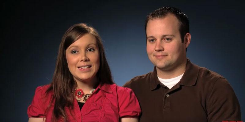 Anna and Josh Duggar