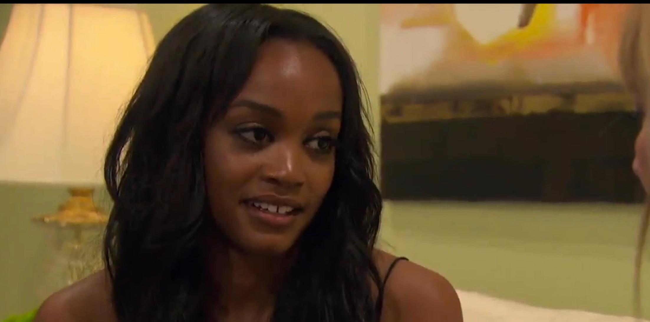 Bachelorette frontrunner bryan abasolo mom threatens to kill rachel lindsay her