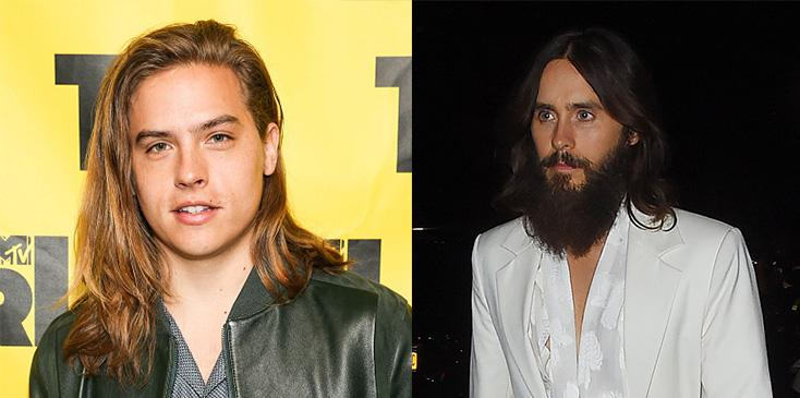 Dylan sprouse calls out jared leto for sliding into models dms