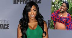 RHOA porsha williams pregnant baby bump bikini pic pp