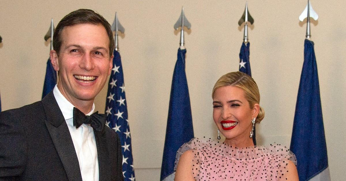People With 'Self-Respect, A Career, Morals' Will 'Steer Clear' Of Ivanka Trump & Jared Kushner As They Return To Their Normal Lives, Former Friend Reveals