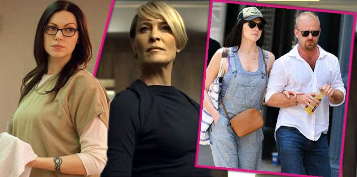 orange is the new black laura prepon dating house of cards ex ben foster