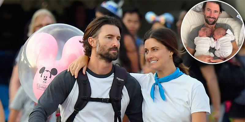 Brandon Jenner & Wife Cayley Stoker Welcome Twins